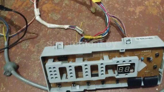 Ремонт модуля Samsung WF 1062 фото